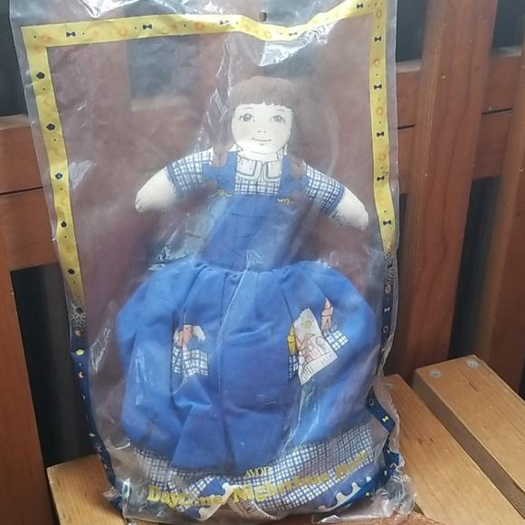 Avon Other - Vintage Avon Day Night Topsy Turvy Cloth Doll